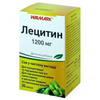 Изображение Лецитин капс. 1200 мг №30