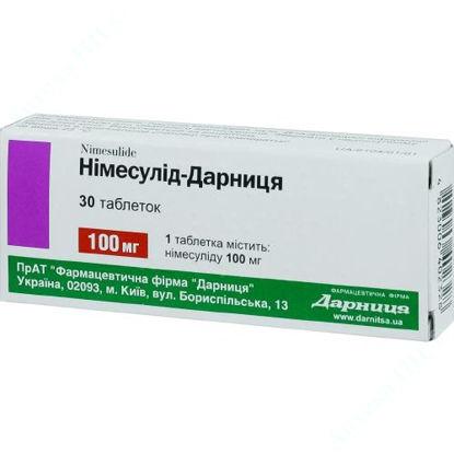 Зображення Німесулід-Дарниця таблетки 100 мг №30 Дарниця