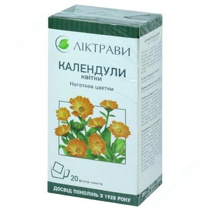 Зображення Календули квітки 1,5 г №20 Ліктрави