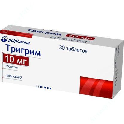 Зображення Тригрим табл. 10 мг №30