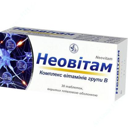 Зображення Неовітам таблетки №30