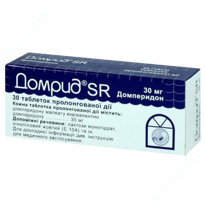 Зображення Домрид SR таблетки 30 мг №30