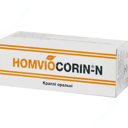Изображение Хомвиокорин-N капли оральные 50 мл