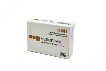 Зображення Медопрам таблетки 10 мг №30