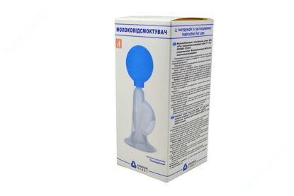 Зображення Молоковідсмоктувач індивідуальний ручний Мон-Ап з пластм. резервуаром