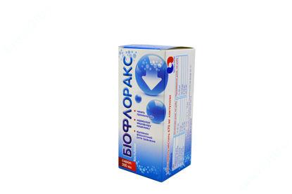 Зображення Біофлоракс сироп 670 мг/мл фл. 200 мл №1