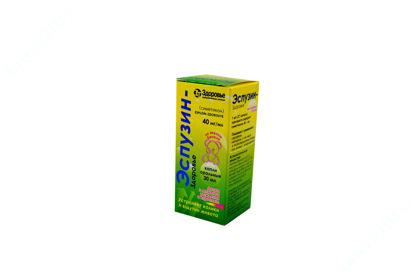 Зображення Еспузін-здоров'я крап. орал. 40 мг/мл фл. з пробкою-крапельницею 30 мл в коробці №1