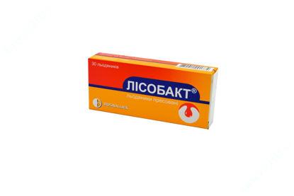 Зображення Лісобакт льодян. д/смок. блістер №30