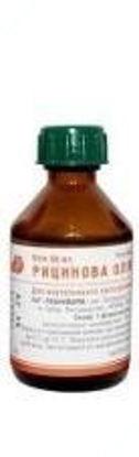 Зображення Рицинова олія 50 мл фл.