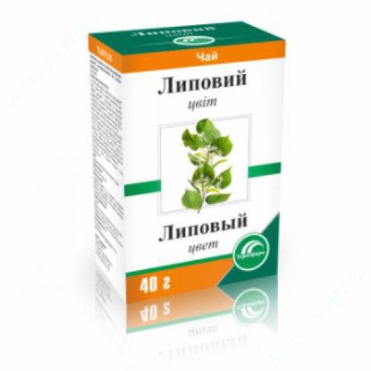 Зображення Липовий цвіт чай 40 г Тернофарм