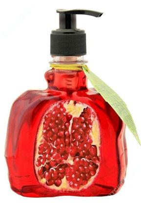 Зображення Гель-мило Вітамине Смачні секрети 500 мл, з екстр. граната