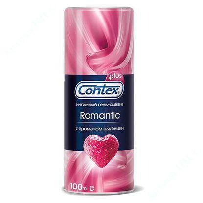Изображение Гель-смазка Contex (Контекс) Romantic 100 мл
