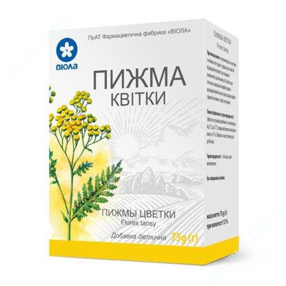 Зображення Піжми квітки чай трав'яний 75 г пачка № 1