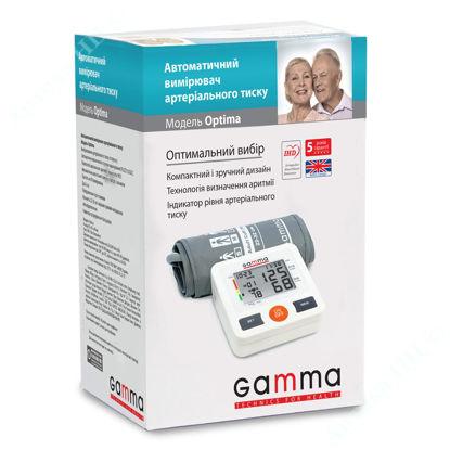 Зображення Вимірювач артеріального тиску Gamma Optima № 1