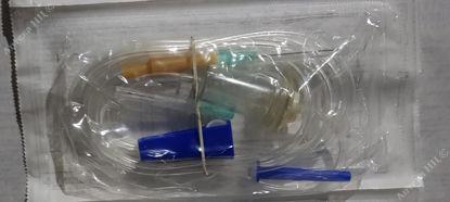 Изображение Устройство для вливания инфузионных растворов Tiramed®, стерильное, ВР     № 1