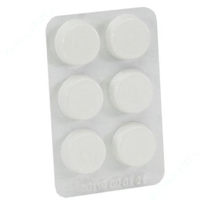Изображение Валидол-Лубныфарм табл. 60 мг блистер №6