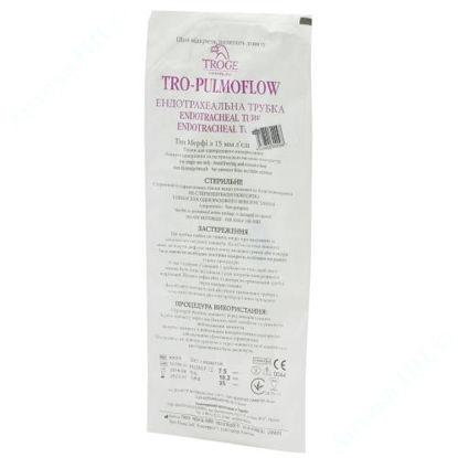 Изображение Эндотрахеальная трубка с манжетом TRO-PULMOFLOW размер 7.5, каталожный номер 80009