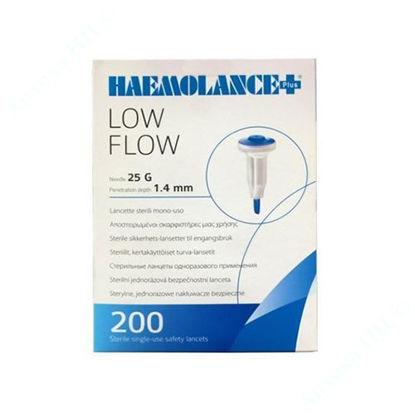 Изображение HAEMOLANCE Plus LOW FLOW автоматические ланцеты, 25G,тип 420 № 200