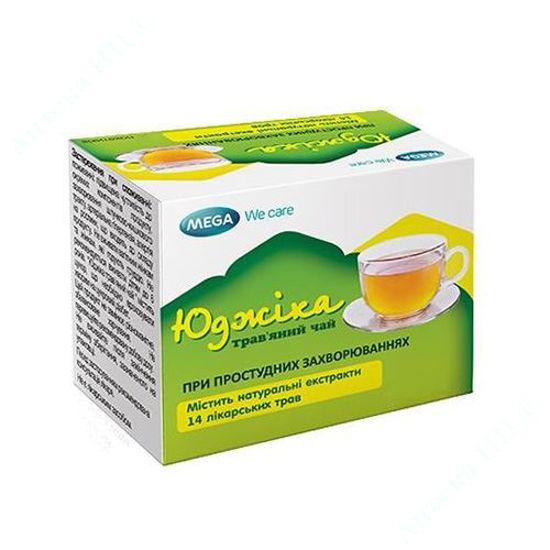 Зображення Юджіка чай трав'яний розчинний пакет №30