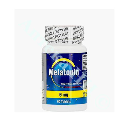 Зображення Мелатонін таблетки 6 мг №60