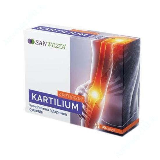 Зображення Картіліум капсули 380 мг №30