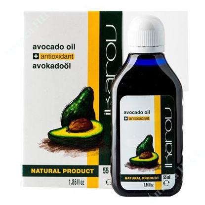 Зображення Органічна олія Ikarov Авокадо 55 мл