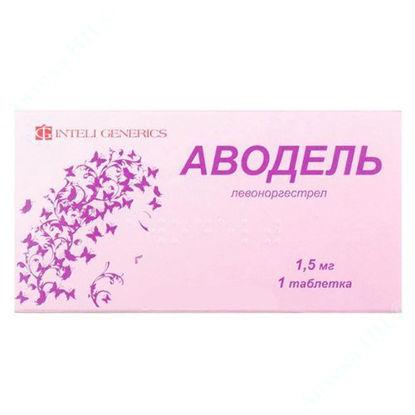 Зображення Аводель таблетки 1,5 мг №1