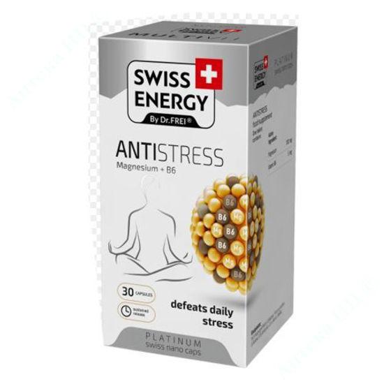 Зображення Вітаміни Swiss Energy Antistress капсули №30