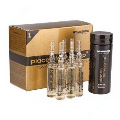 Зображення Набір Засіб для волосся Плацент Формула №6 + Шампунь PLACEN FORMULA HP EXTREME ACTIVATOR