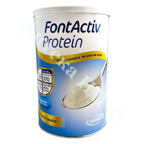 Зображення ФонтАктив Протеїн порошок для орального розчину 330 г №1