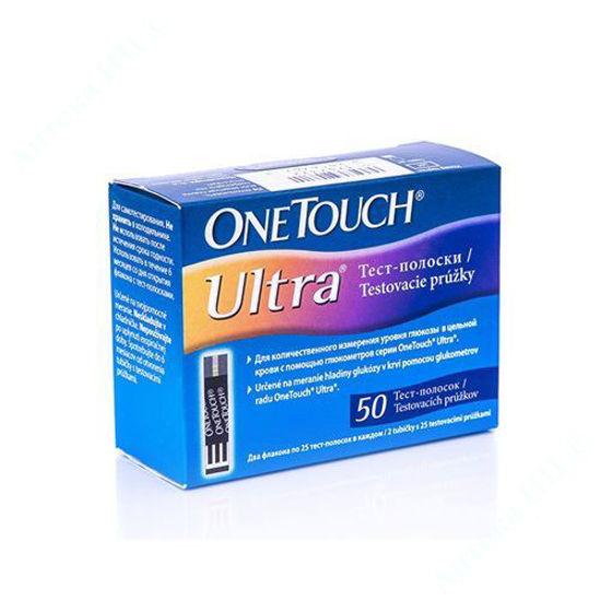Зображення Тест-смужки Ван Тач Ультра (One Touch Ultra) №50