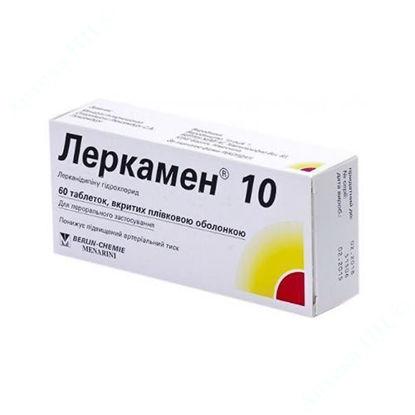 Изображение Леркамен 10 таблетки 10 мг №60