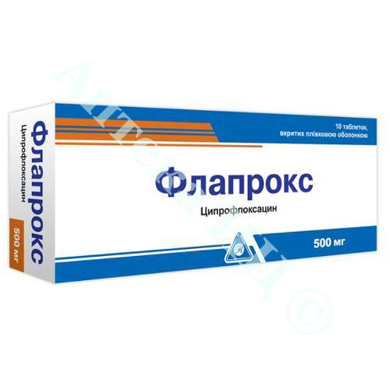 Зображення Флапрокс таблетки 500 мг №10