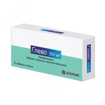 Изображение Глево таблетки 500 мг №10