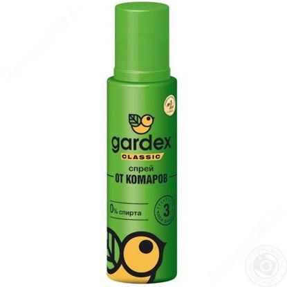 Изображение Спрей от комаров Gardex Classic 100 мл