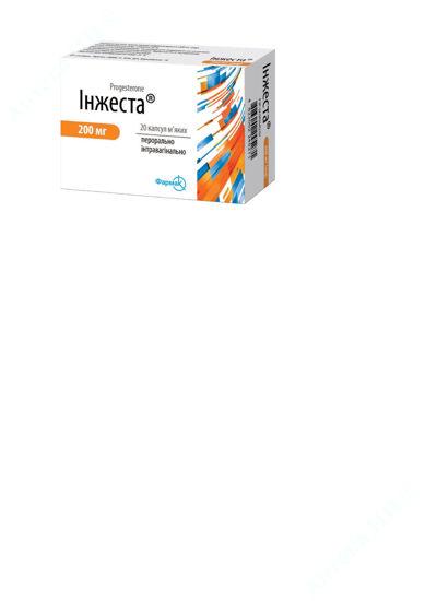 Изображение Инжеста капсулы 200 мг №20