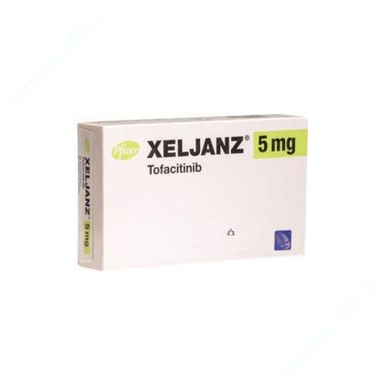 Изображение Ксельянз таблетки 5 мг №50