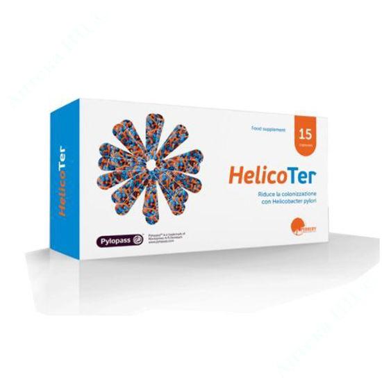 Изображение Хеликотер капсулы 200 мг №15