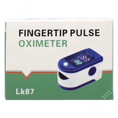 Зображення Пульсоксиметр Fingertip Pulse 0ximeter LК87 №1
